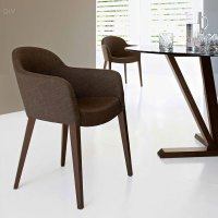 Gossip Chair. Dining Chairs. Dining : Calligaris. Modern