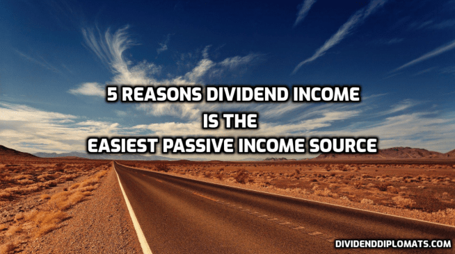 easiest passive income