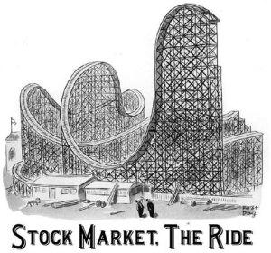 dividendinvestor.ee market roller coaster