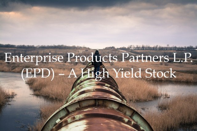 Enterprise Products Stock