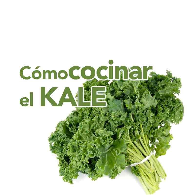 Receta Cmo se cocina el kale  Mis Recetas Caseras