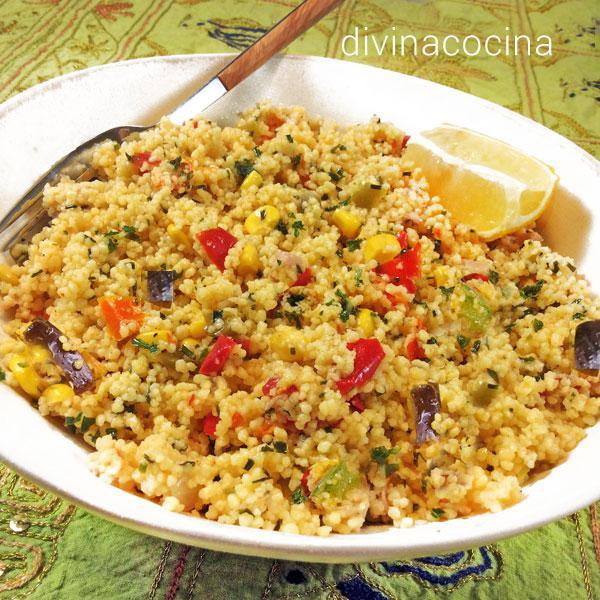 Recetas de ensaladas como plato nico  Divina Cocina