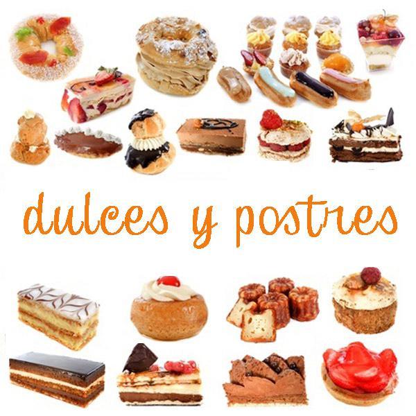 Recetas de Cocina Dulces y repostera  DIVINA COCINA Categora dulcesreposteria  Divina Cocina
