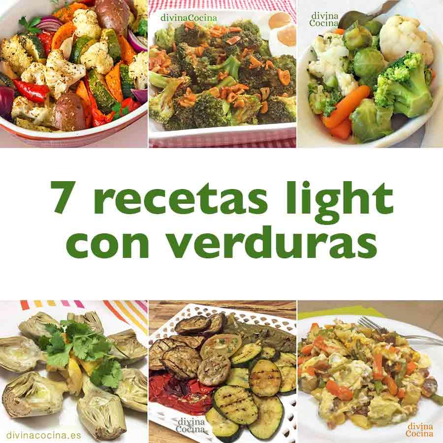 Cocina Light Recetas Faciles