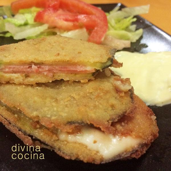 Receta de caponata siciliana de berenjenas  Divina Cocina