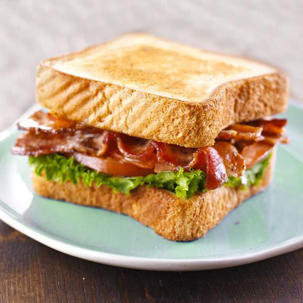 Receta de sándwich BLT - Divina Cocina