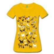 camisetas perros