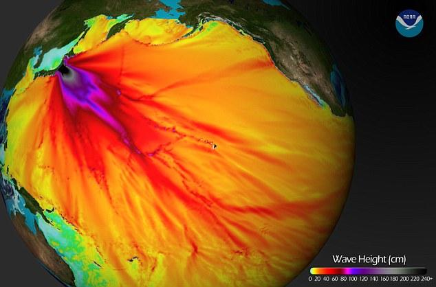 Fukushima ataque provocado