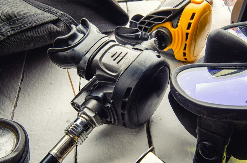 Feature Image for Beginners Guide to Buying a Regulator - Dive