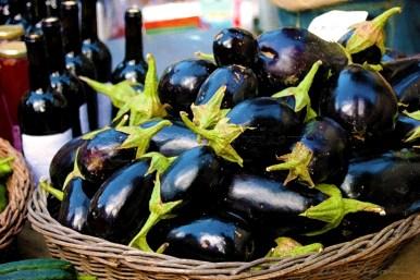 Eggplant and Wine