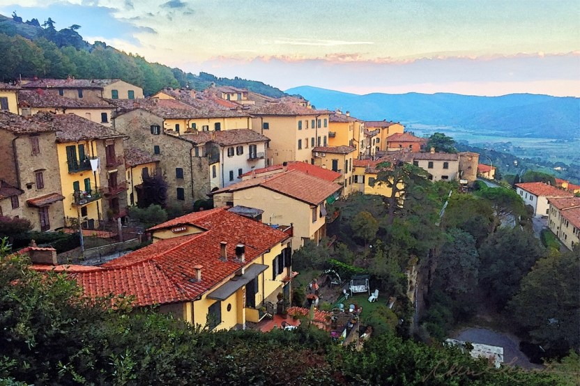Life in the Tuscan Hills