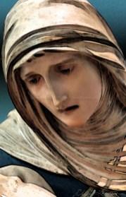 Pietà III - Sacred Art Photograph by Cheri Lomonte