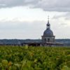 Visiting Vouvray region : Chateau Gaudrelle winery vineyards