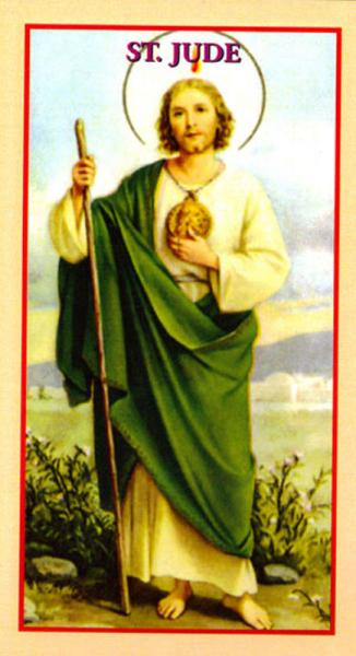 Prayer Cards St Jude