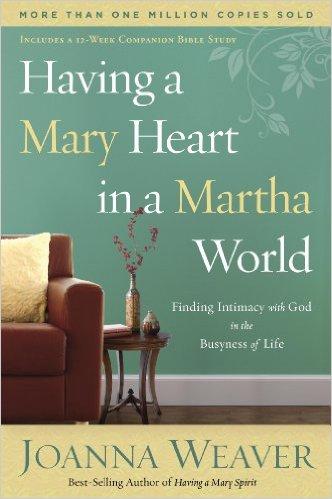 Mary in Martha world