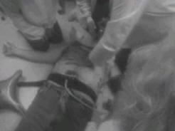 CPR on Charles McKaig