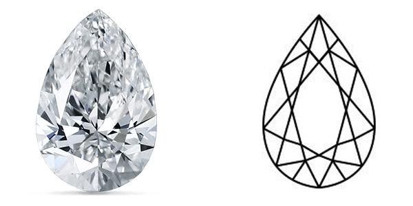 Read about Diamond Shapes at Divine Solitaires Diamond