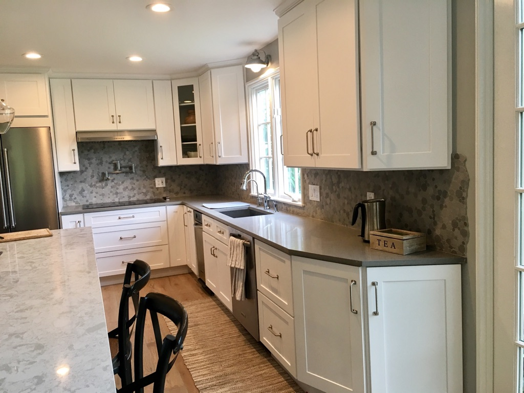 60 kitchen island lowes kitchens quartz countertop installation holliston, ma | divine ...