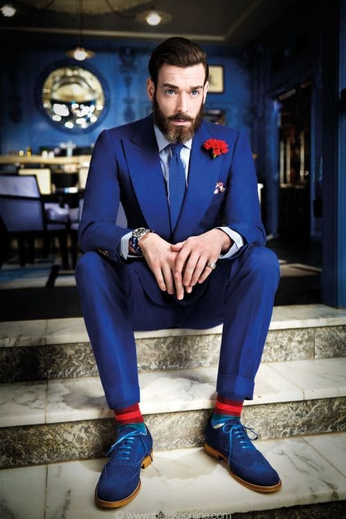 The Best Color Sock and Shoe Combinations to Wear This Spring  Divine Style