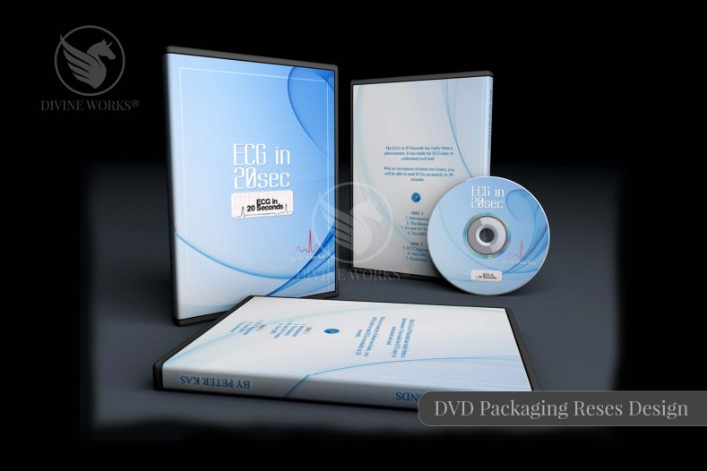 DVD Cover and Packaging Design By Divine Works