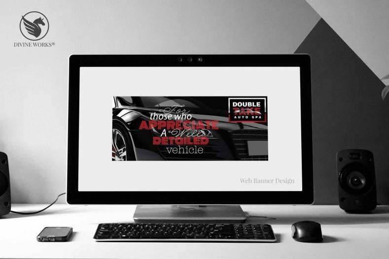Web Banner Design By Divine Works