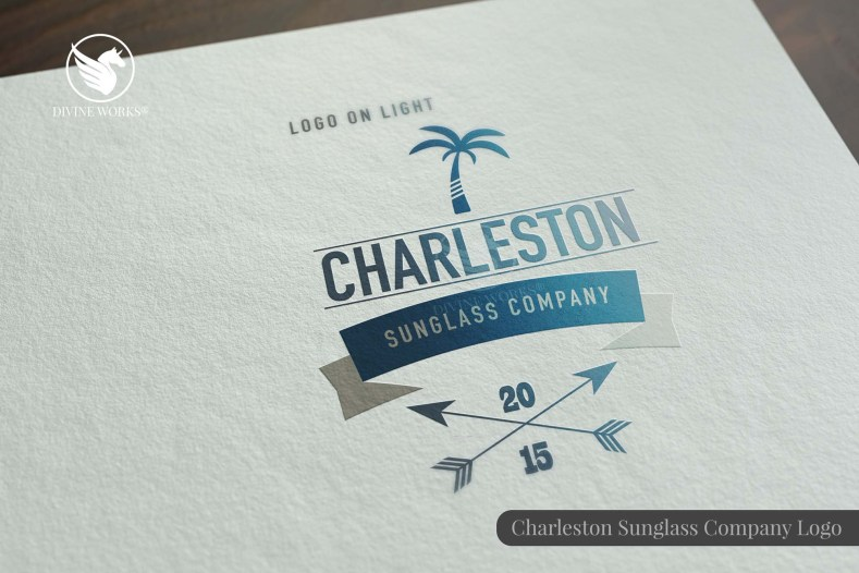 Charleston Logo Design By Divine Works