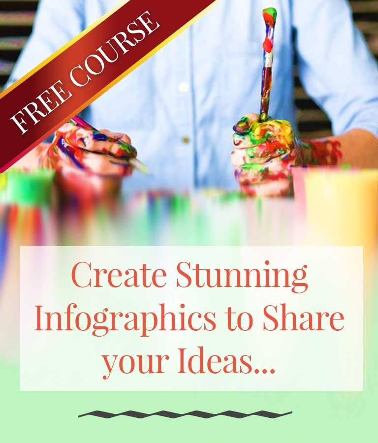 Create Stunning Infographics