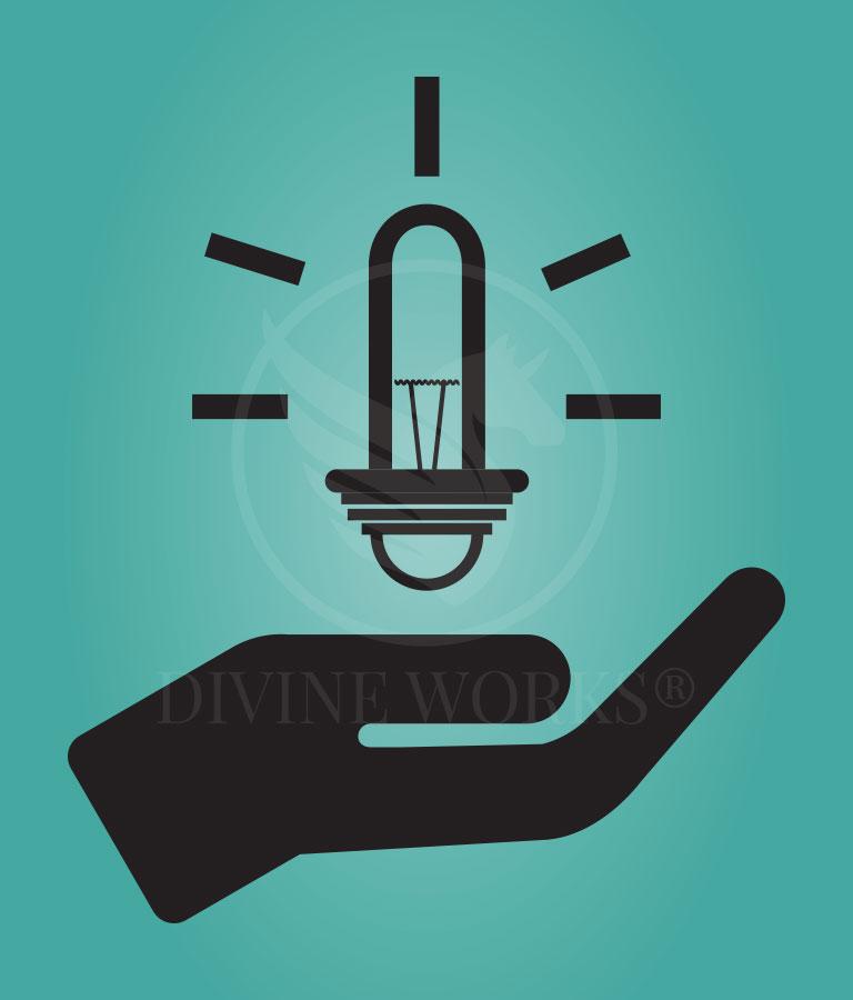 Free Energy Sever Vector Illustration Download by Divine Works