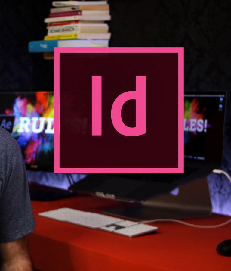 Adobe InDesign CC Essentials Training Course