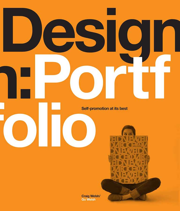 Design Portfolio – Self promotion at its best