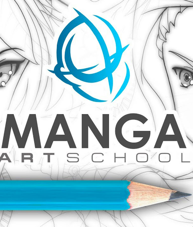 Manga Art School Anime and Manga Style Character Drawing