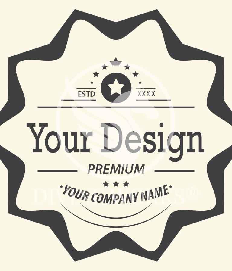 Free Adobe Illustrator Retro Badge Vector Illustration by Divine Works