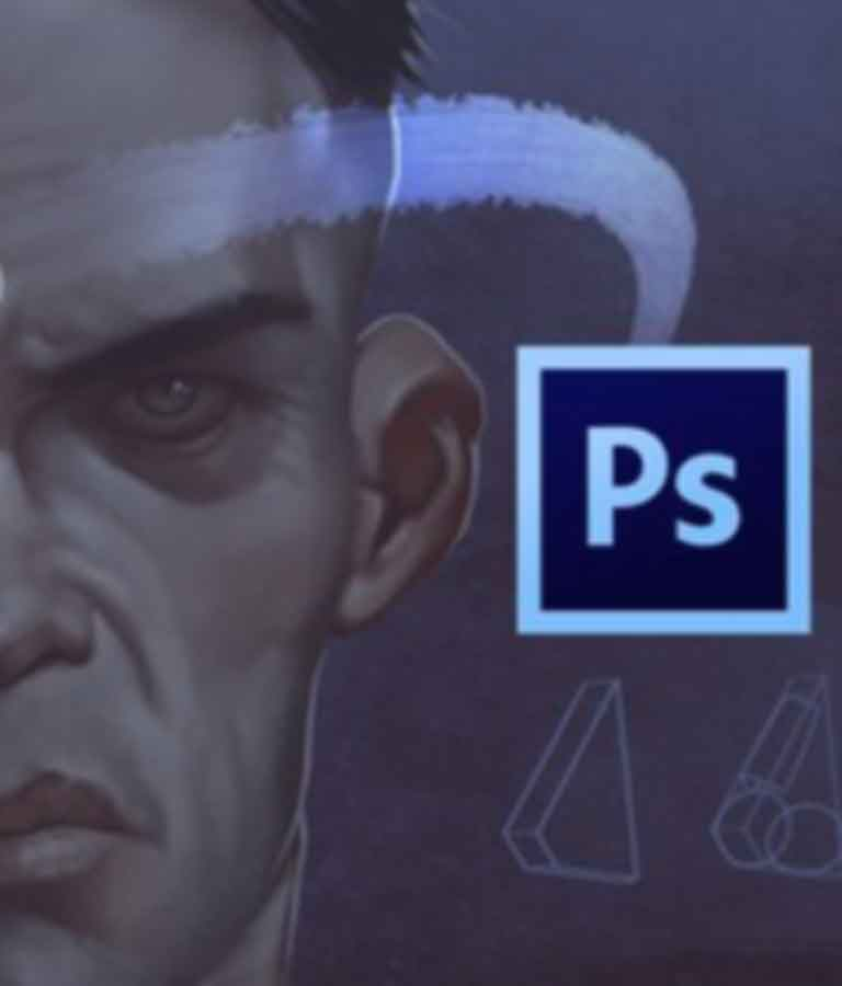 Painting Faces with the Power of Photoshop