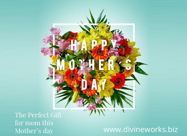 Free Mother's Day Instagram Post Template by Divine Works