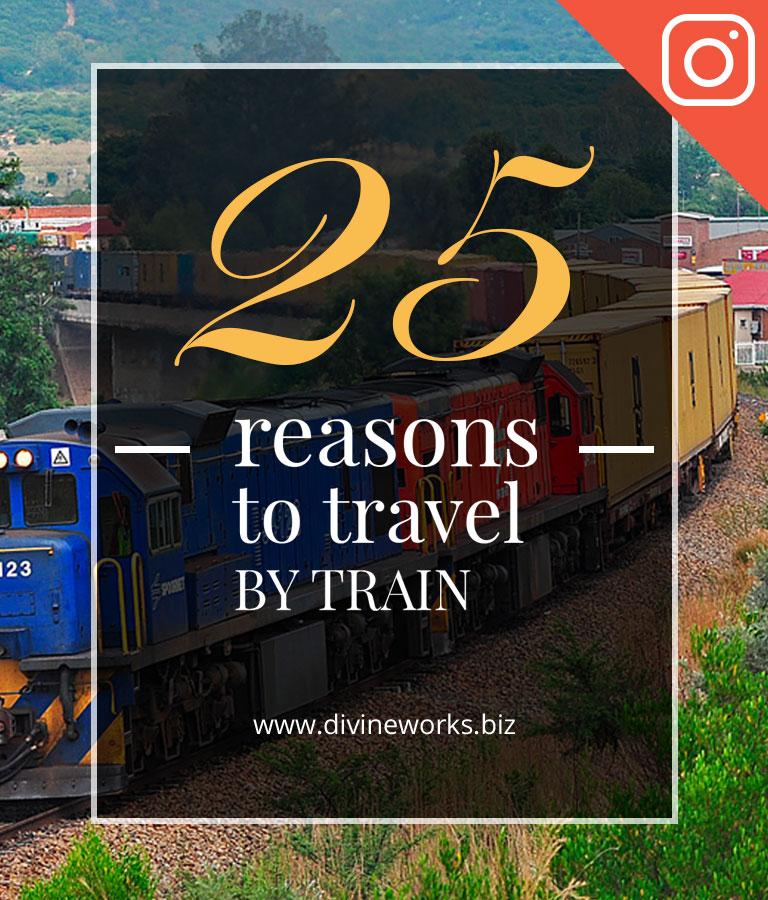 Transportation Instagram Post Template by Divine Works