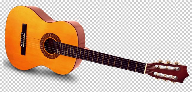Transparent Guitar Png by Divine Works