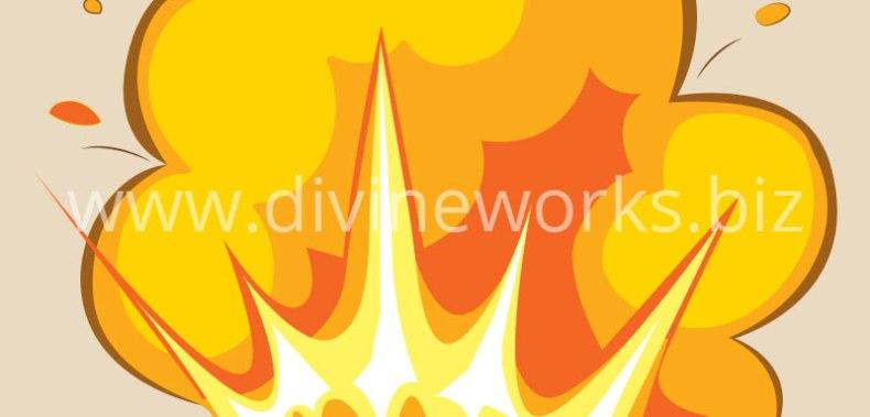 Download Free Blast Icon Vector Art by Divine Works