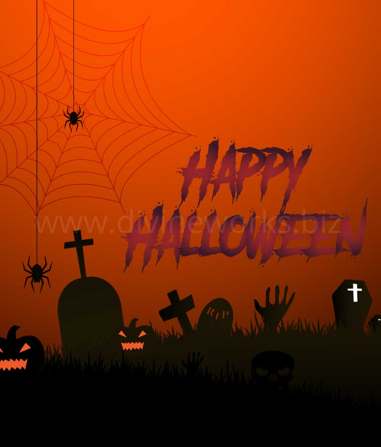 Happy Halloween Vector