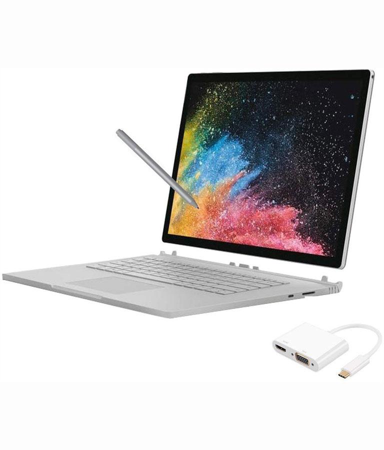 Microsoft Surface Book 2 13.5 Inch 256GB i7 Bundle
