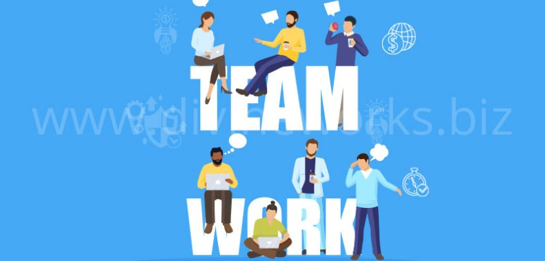 Download Free Team Work Planning Vector by Divine Works