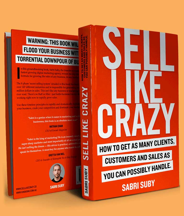 How To Sell Like Crazy