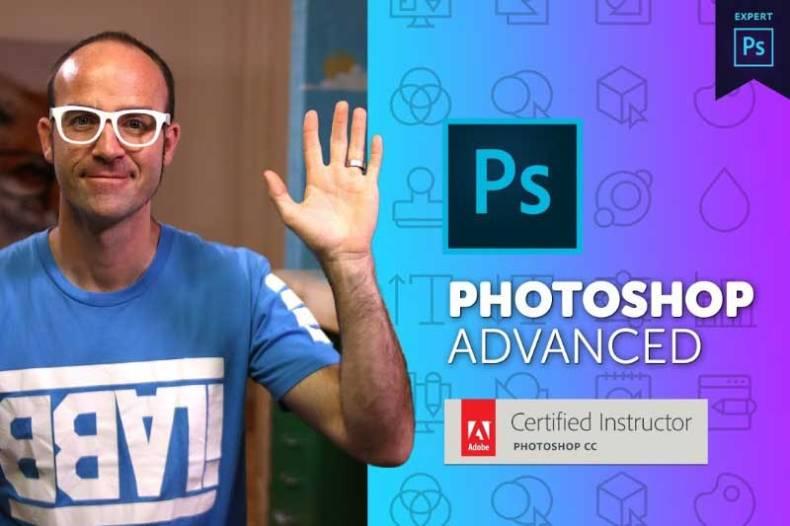 Adobe Photoshop CC – Advanced Training Course