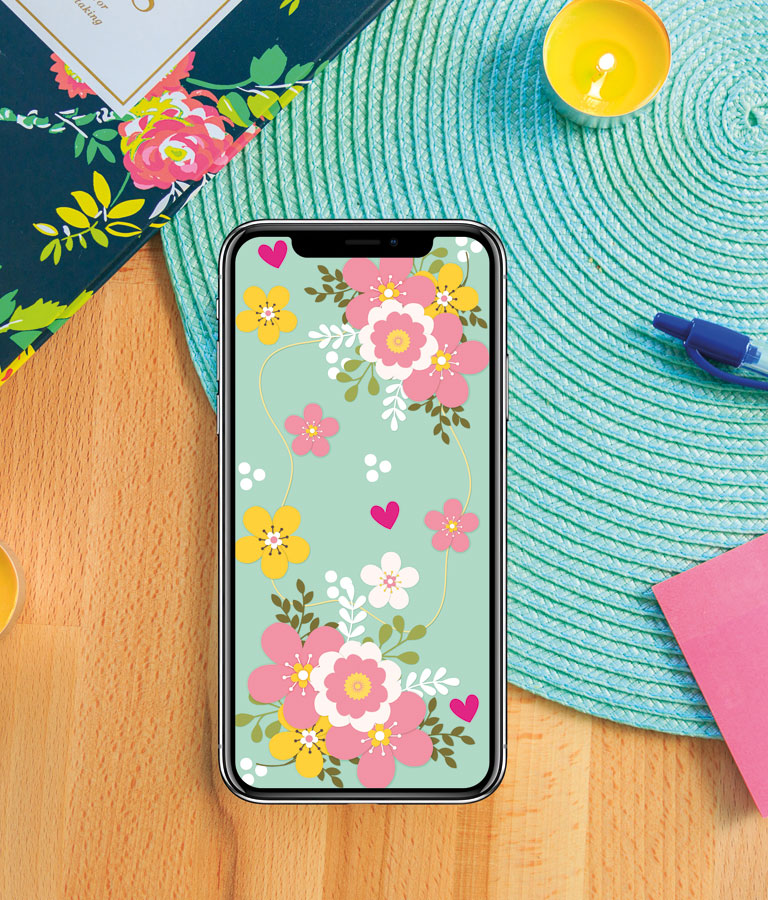 Download Free iPhone X Cute Wallpaper by Divine Works