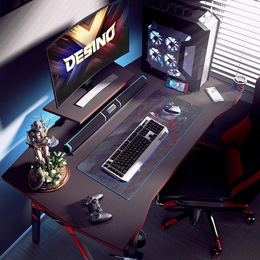 DESINO Gaming Desk 40 inch PC Computer Desk
