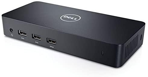 Dell USB 3.0 Ultra HD/4K Triple Display Docking Station