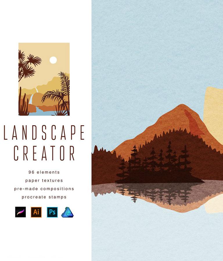 Landscape Creator Kit
