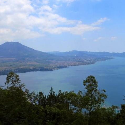 Экскурсия на вулкан Батур на Бали