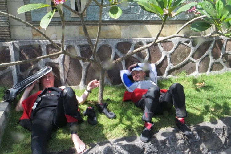 День пограничника на Бали