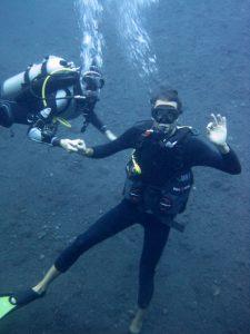 Отзыв Тани и Кости об отдыхе и дайвинге на Бали