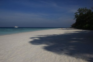 The Beach at Koh Tachai Island
